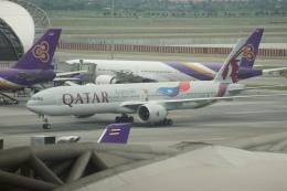 磐城さんが、スワンナプーム国際空港で撮影したカタール航空 777-3DZ/ERの航空フォト(飛行機 写真・画像)