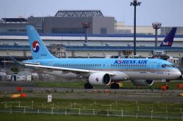 ちゅういちさんが、成田国際空港で撮影した大韓航空 A220-300 (BD-500-1A11)の航空フォト(飛行機 写真・画像)