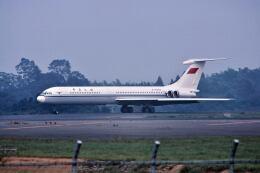 パール大山さんが、成田国際空港で撮影した中国民用航空局 Il-62の航空フォト(飛行機 写真・画像)