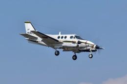 かとそさんが、厚木飛行場で撮影した海上自衛隊 LC-90 King Air (C90)の航空フォト(飛行機 写真・画像)