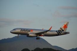 Qualiflyerさんが、福岡空港で撮影したジェットスター・ジャパン A320-232の航空フォト(飛行機 写真・画像)
