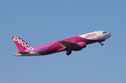航空フォト:JA815P ピーチ A320