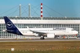 航空フォト:D-AINV ルフトハンザドイツ航空 A320neo