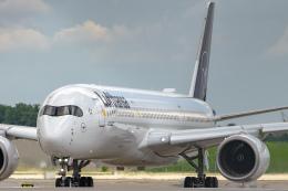 ミュンヘン・フランツヨーゼフシュトラウス空港 - Munich Franz Josef Strauss Airport [MUC/EDDM]で撮影されたルフトハンザドイツ航空 - Lufthansa [LH/DLH]の航空機写真