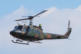 WAiRさんが、熊本空港で撮影した陸上自衛隊 UH-1Jの航空フォト(飛行機 写真・画像)