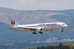 WAiRさんが、熊本空港で撮影した日本航空 767-346/ERの航空フォト(飛行機 写真・画像)