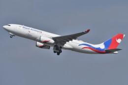 デルタおA330さんが、成田国際空港で撮影したネパール航空 A330-243の航空フォト(飛行機 写真・画像)