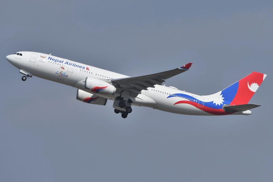 デルタおA330さんのネパール航空 Airbus A330-200 (9N-ALY) 航空フォト
