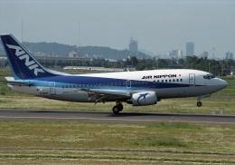 元青森人さんが、仙台空港で撮影したエアーニッポン 737-54Kの航空フォト(飛行機 写真・画像)