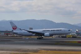 Qualiflyerさんが、福岡空港で撮影した日本航空 777-289の航空フォト(飛行機 写真・画像)