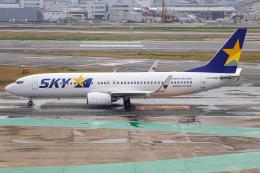 航空フォト:JA737Q スカイマーク 737-800