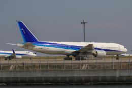 TKK744さんが、羽田空港で撮影した全日空 777-281/ERの航空フォト(飛行機 写真・画像)