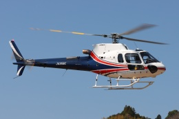 ブルーさんさんが、静岡ヘリポートで撮影したノエビア AS350B3 Ecureuilの航空フォト(飛行機 写真・画像)