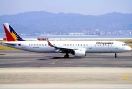 SFJ_capさんが、関西国際空港で撮影したフィリピン航空 A321-271Nの航空フォト(飛行機 写真・画像)