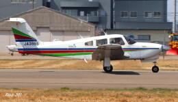 RINA-281さんが、福井空港で撮影した日本個人所有 PA-28RT-201T Turbo Arrow IVの航空フォト(飛行機 写真・画像)