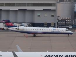 FT51ANさんが、中部国際空港で撮影したアイベックスエアラインズ CL-600-2C10 Regional Jet CRJ-702ERの航空フォト(飛行機 写真・画像)