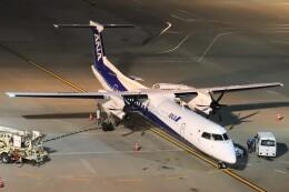 BOEING737MAX-8さんが、中部国際空港で撮影したANAウイングス DHC-8-402Q Dash 8の航空フォト(飛行機 写真・画像)