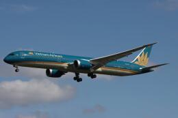 KOKI_ANA-Brussels767さんが、成田国際空港で撮影したベトナム航空 787-10の航空フォト(飛行機 写真・画像)
