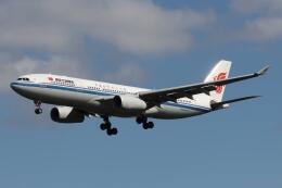 KOKI_ANA-Brussels767さんが、成田国際空港で撮影した中国国際航空 A330-243の航空フォト(飛行機 写真・画像)