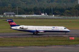 やまモンさんが、新千歳空港で撮影したアイベックスエアラインズ CL-600-2C10 Regional Jet CRJ-702ERの航空フォト(飛行機 写真・画像)