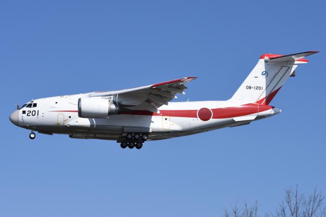 航空フォト:08-1201 航空自衛隊