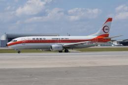磐城さんが、那覇空港で撮影した日本トランスオーシャン航空 737-446の航空フォト(飛行機 写真・画像)