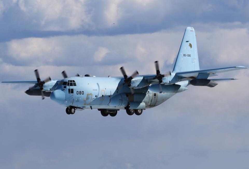 F-4さんの航空自衛隊 Lockheed C-130 Hercules (85-1080) 航空フォト