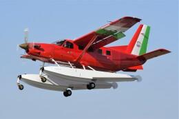 kiheiさんが、八尾空港で撮影したせとうちSEAPLANES Kodiak 100の航空フォト(飛行機 写真・画像)