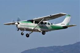 kiheiさんが、八尾空港で撮影したアドバンス・エア・スポーツ T207A Turbo Stationair 7の航空フォト(飛行機 写真・画像)