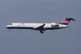 れぐぽよさんが、小松空港で撮影したアイベックスエアラインズ CL-600-2C10 Regional Jet CRJ-702ERの航空フォト(飛行機 写真・画像)