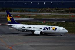 航空フォト:JA737N スカイマーク 737-800
