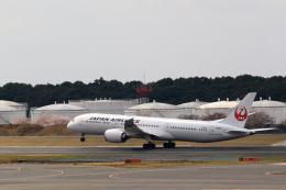 inyoさんが、成田国際空港で撮影した日本航空 787-9の航空フォト(飛行機 写真・画像)