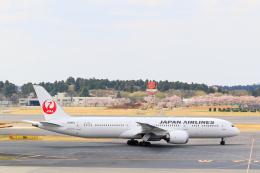 航空フォト:JA866J 日本航空 787-9