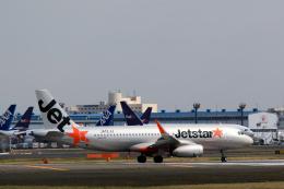 inyoさんが、成田国際空港で撮影したジェットスター・ジャパン A320-232の航空フォト(飛行機 写真・画像)