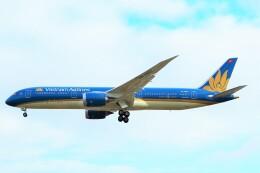 ちっとろむさんが、ロンドン・ヒースロー空港で撮影したベトナム航空 787-9の航空フォト(飛行機 写真・画像)
