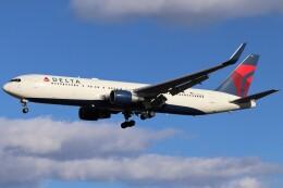 BOEING737MAX-8さんが、成田国際空港で撮影したデルタ航空 767-332/ERの航空フォト(飛行機 写真・画像)