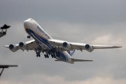 チャッピー・シミズさんが、成田国際空港で撮影した日本貨物航空 747-8KZF/SCDの航空フォト(飛行機 写真・画像)