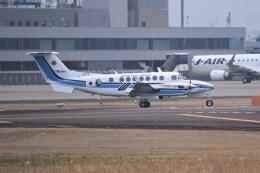 kumagorouさんが、仙台空港で撮影した海上保安庁 King Air 350C (B300C)の航空フォト(飛行機 写真・画像)