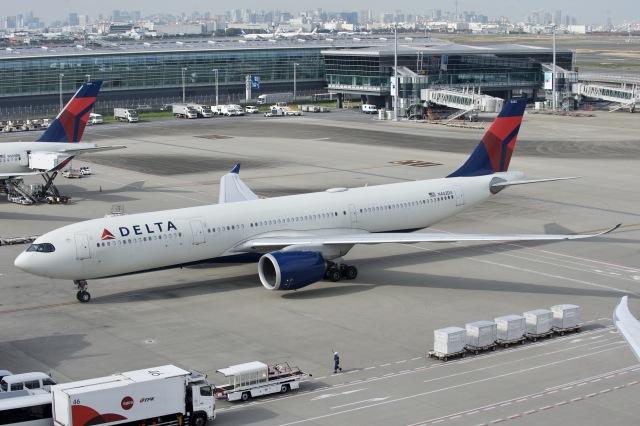 航空フォト:N402DX デルタ航空 A330-900