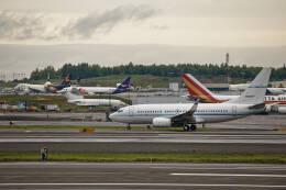 Airliners Freakさんが、テッドスティーブンズ・アンカレッジ国際空港で撮影したコノコフィリップス・アヴィエーション・アラスカ 737-76Nの航空フォト(飛行機 写真・画像)
