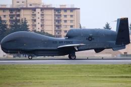ちゅういちさんが、横田基地で撮影したアメリカ空軍 RQ-4B-40 Global Hawkの航空フォト(飛行機 写真・画像)