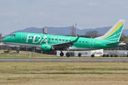 航空フォト:JA04FJ フジドリームエアラインズ E170