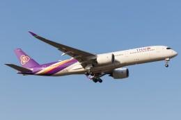 航空フォト:HS-THC タイ国際航空 A350-900