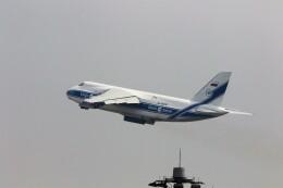 PW4090さんが、関西国際空港で撮影したヴォルガ・ドニエプル航空 An-124-100 Ruslanの航空フォト(飛行機 写真・画像)