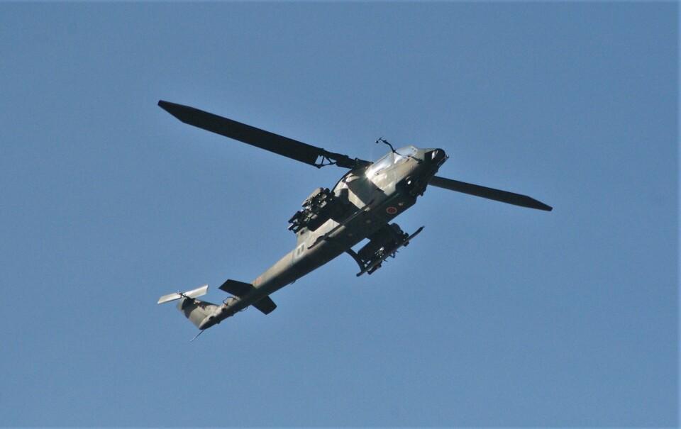 Smyth Newmanさんの陸上自衛隊 Fuji AH-1S (73446) 航空フォト