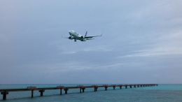 Bluewingさんが、下地島空港で撮影したスカイマーク 737-86Nの航空フォト(飛行機 写真・画像)