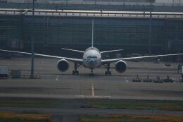 aki@ヒコーキ大好き少年さんが、羽田空港で撮影したガルーダ・インドネシア航空 777-3U3/ERの航空フォト(飛行機 写真・画像)