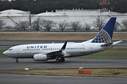 エルさんが、成田国際空港で撮影したユナイテッド航空 737-724の航空フォト(飛行機 写真・画像)