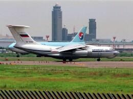 エルさんが、成田国際空港で撮影したアエロフロート・ロシア航空 Il-76TDの航空フォト(飛行機 写真・画像)