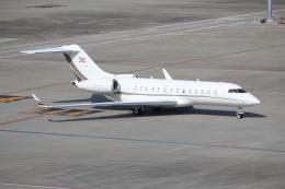 utarou on NRTさんが、羽田空港で撮影したゼッタ・ジェット BD-700-1A11 Global 5000の航空フォト(飛行機 写真・画像)